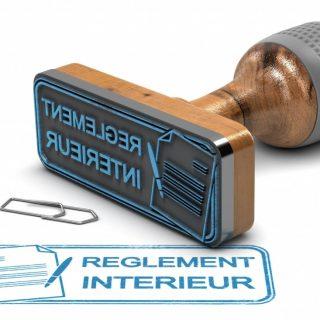 Le règlement intérieur du CSM Eaubonne TT