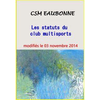Statuts du CSME